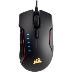 Mouse Corsair Gaming GLAIVE RGB - Black