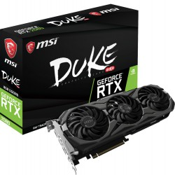 VGA MSI GeForce® RTX 2080 8GB DUKE OC