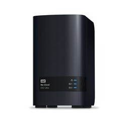 NAS Server WD 20TB My Cloud EX2 Ultra...